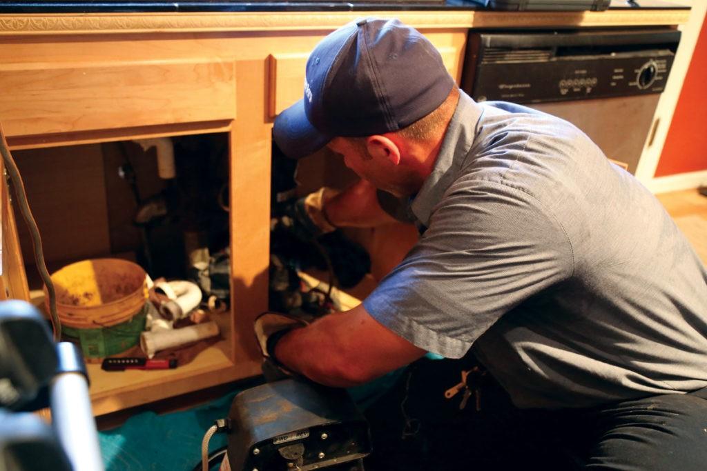 Drain Cleaning - American Septic Tank Repair Team of Sugar Land