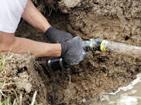 Sewer Line Repair - American Septic Tank Repair Team of Sugar Land