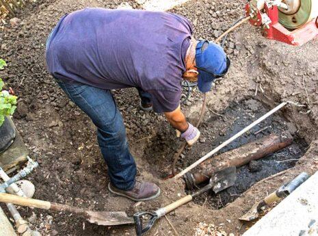 Sewer Line Replacement - American Septic Tank Repair Team of Sugar Land